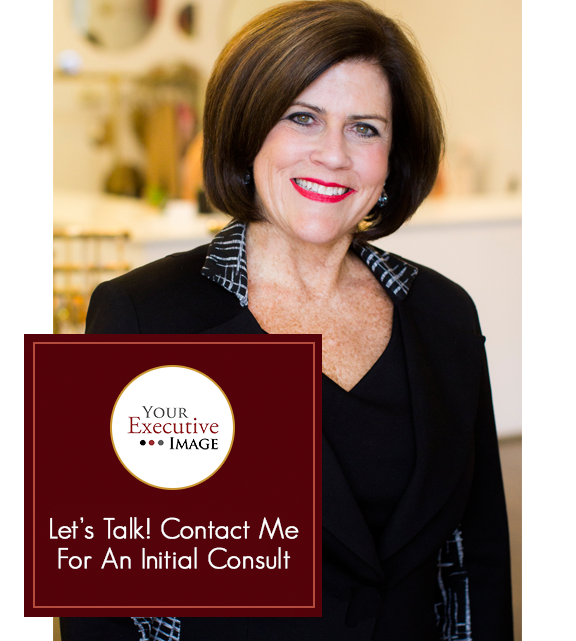 image consultant st. louis executive image
